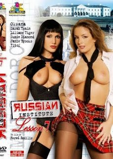 Russian Institute Lesson 7 Erotik Sexy Film izle full izle